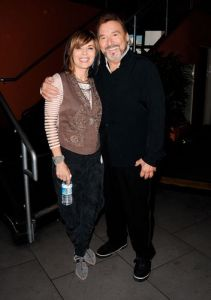 Lauren Koslow, Joe Mascolo A Day of Day of our Lives Universal Citywalk Universal City 11/7/10 © Jill Johnson/jpistudios.com 310-657-9661