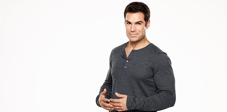 DAYS OF OUR LIVES -- Season: 51 -- Pictured: Jordi Vilasuso as Dario Hernandez -- (Photo by: Chris Haston/NBC)
