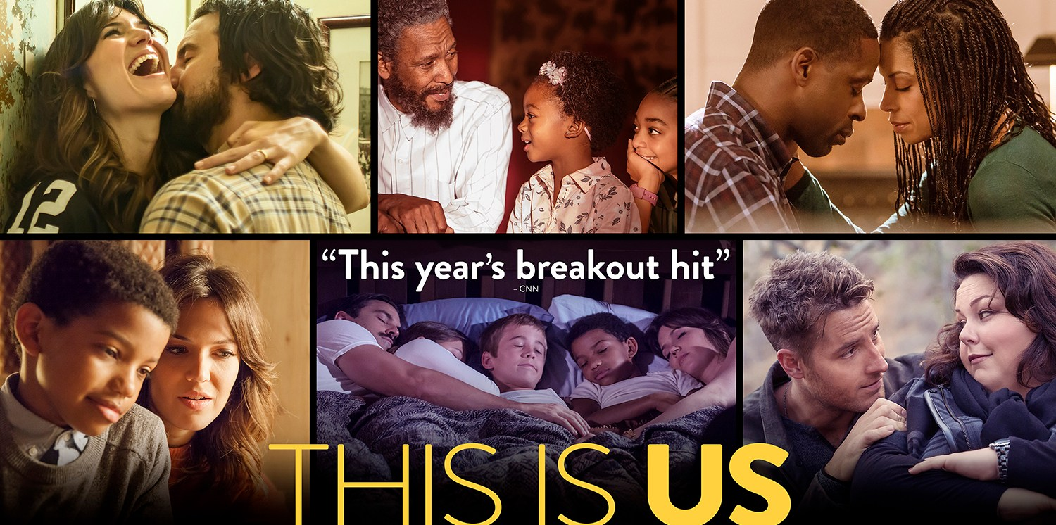 """THIS IS US -- Pictured: """"This Is Us"""" Horizontal Key Art -- (Photo by: NBCUniversal)"""