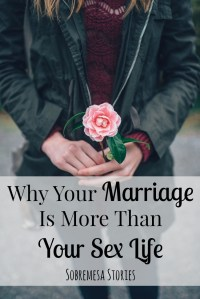 Intimacy in marriage can be confusing and hard and this post gives encouragement for anyone struggling in this area.