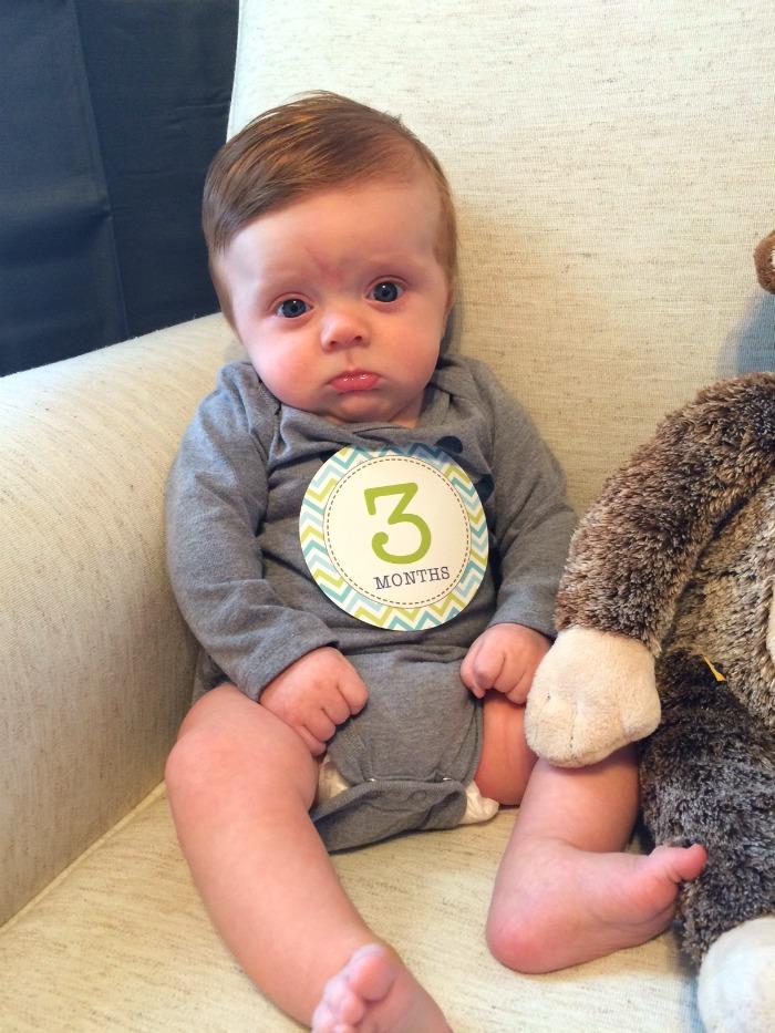 Caleb's Three Month Update