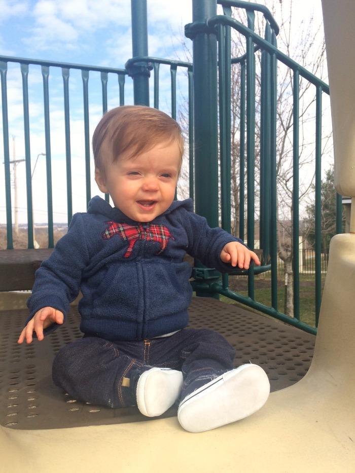 Caleb Twelve Month Update Slide