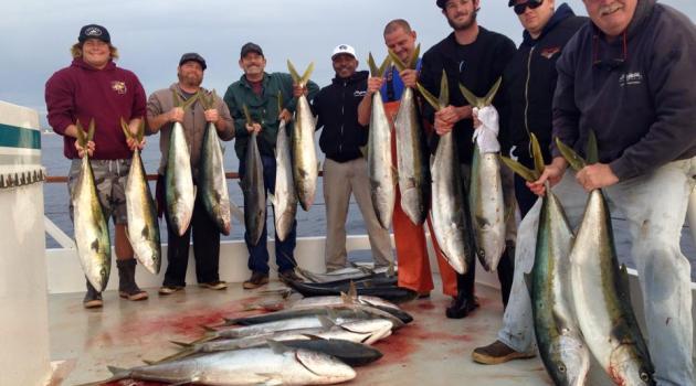 Trip Report: New Seaforth – The Big Game Halfie