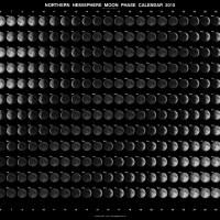 2015 Moon Phase Calendar