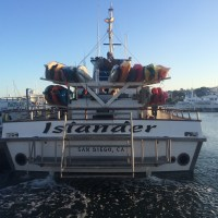 Guest Post – Kayak Mothership Trip On The Islander