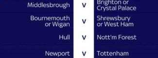 Newport vs Man City