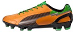 Flamed Orange Puma evoSPEED