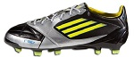 Silver and Black adiZero