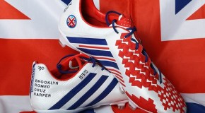 David Beckham&#8217;s Final Personalized Pair of Adidas Predator