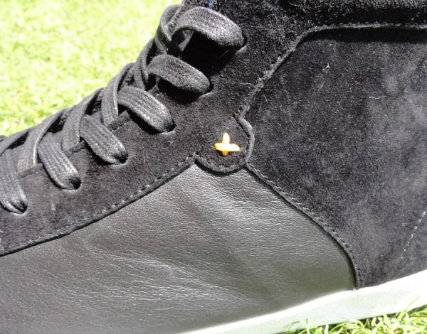 Pele Azteca Suede to Leather