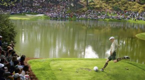 Soccer + Golf = FOOTGOLF! Live Tweet Sunday