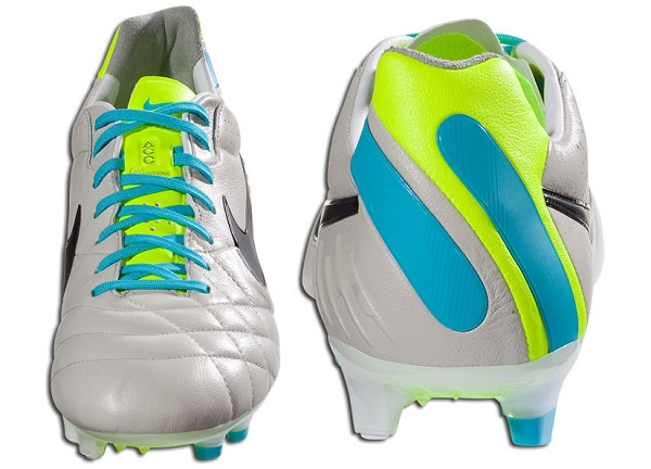 New Light Bone Nike Tiempo Colorway