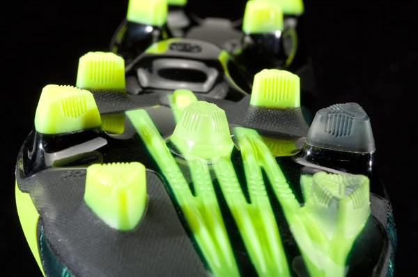 Adidas Nitrocharge Green detailing (c)