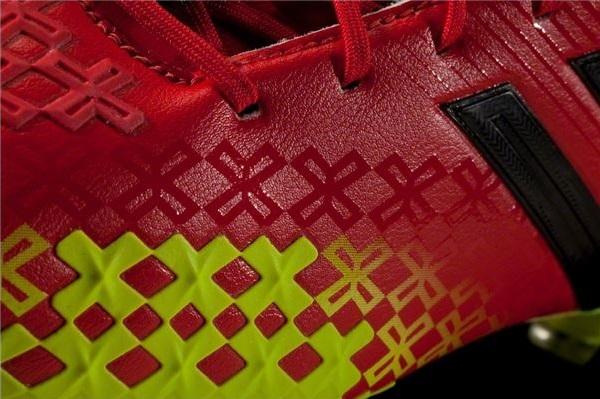 Red Predator LZ Detailing