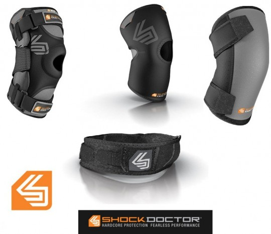 Shock Doctor Knee Braces