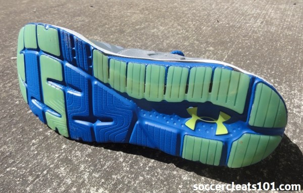 Under Armour Charge RC 2 Soleplate