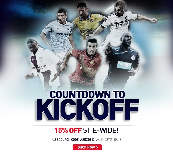 WSS Countdown to Kickoff