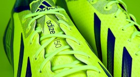 Adidas F50 adiZero – Electricity/Hero Ink