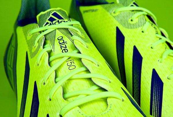 Adidas F50 adiZero Electricity Upper
