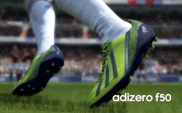 F50 adiZero EA Sports