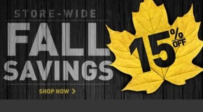 WorldSoccerShop – 15% Off for Store-Wide Fall Sale!