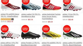 Huge SoccerLoco 48 Hour Adidas Sale!