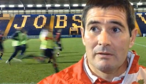 Clough Interview