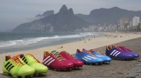 The Adidas Samba Collection – Roll on World Cup 2014