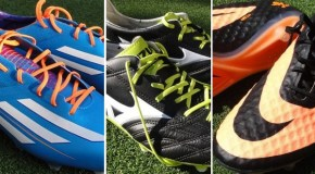Top 10 Performing Soccer Cleats Of 2013