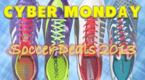 Cyber Monday Soccer Deals 2013