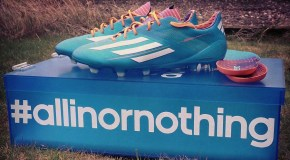 Adidas F50 adiZero Samba – Boot Review