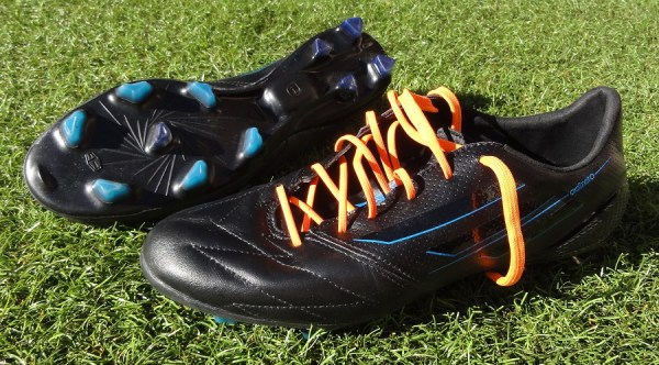 Black Pack adiZero Profiled