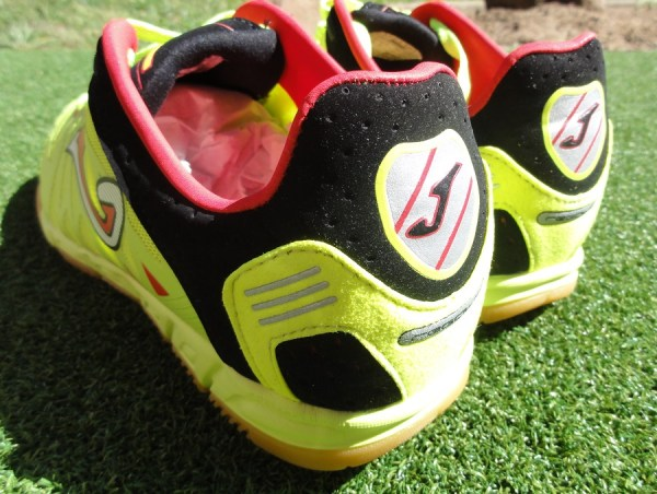 Joma Super Regate Heel Design