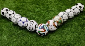 Complete Adidas World Cup Ball Set – A History Lesson