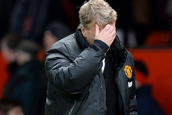 Manchester United haven't had a manager this confident since Big Ron Atkinson