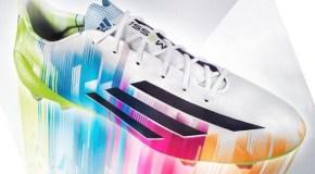 Adidas Unleash Wildly Colorful adiZero F50 Messi