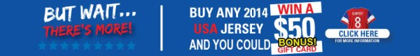 WGS US Jersey Promo