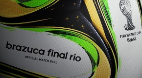 Adidas release the Official World Cup Final Ball