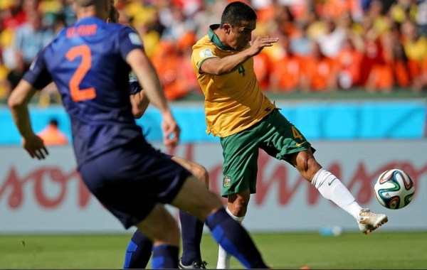Cahill Superheat volley