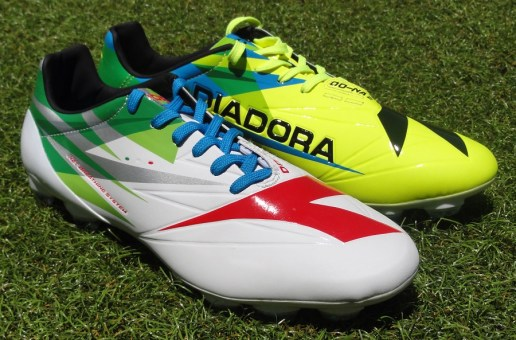 Diadora DD NA 2 Profiled (Plus A Giveaway!)