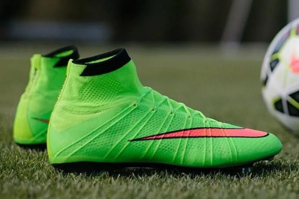 Mercurial Superfly Electric Green