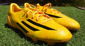 Up Close With Lionel Messi's Latest La Liga Boots!