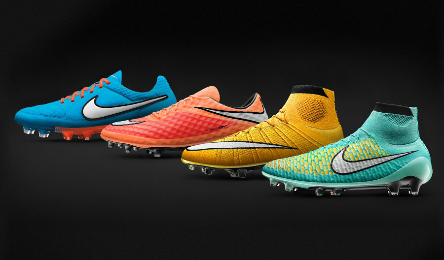 get set for four striking new nike colorways soccer