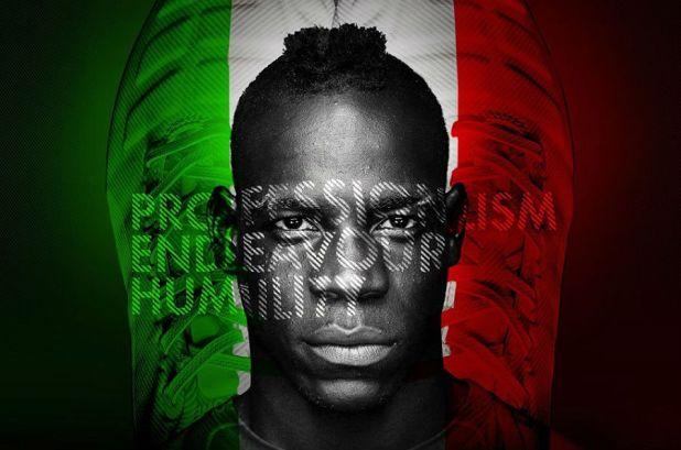 Balotelli Puma evoSPEED Tricks