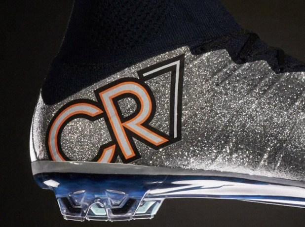 CR7 Logo on Superfly Silverware