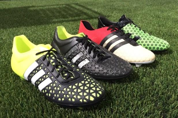 Adidas Ace Prototypes