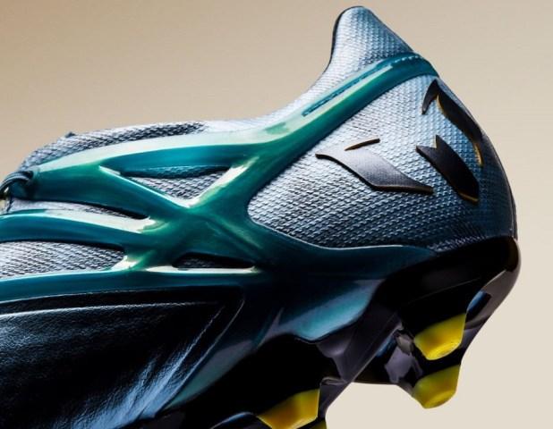 Messi15 Heel Design