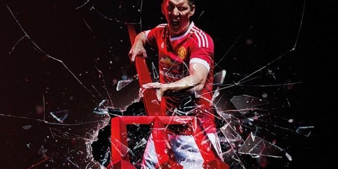 2015 Man Utd Home Kit Featured