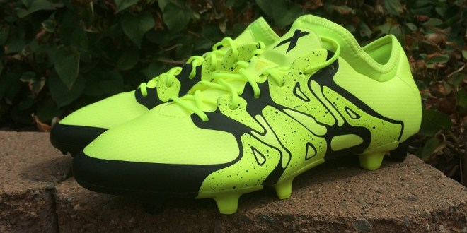Adidas X15.1 Review