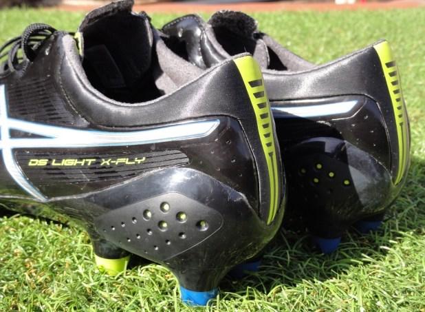 X-Fly Heel Design